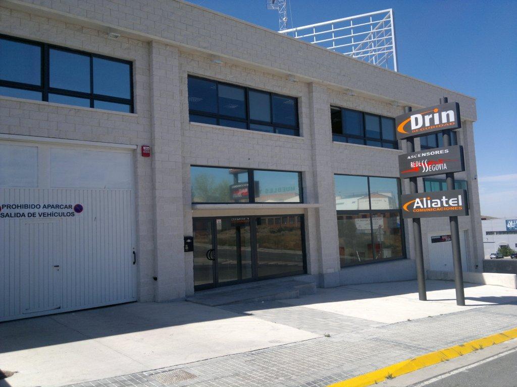 Edificio Drin Seguridad