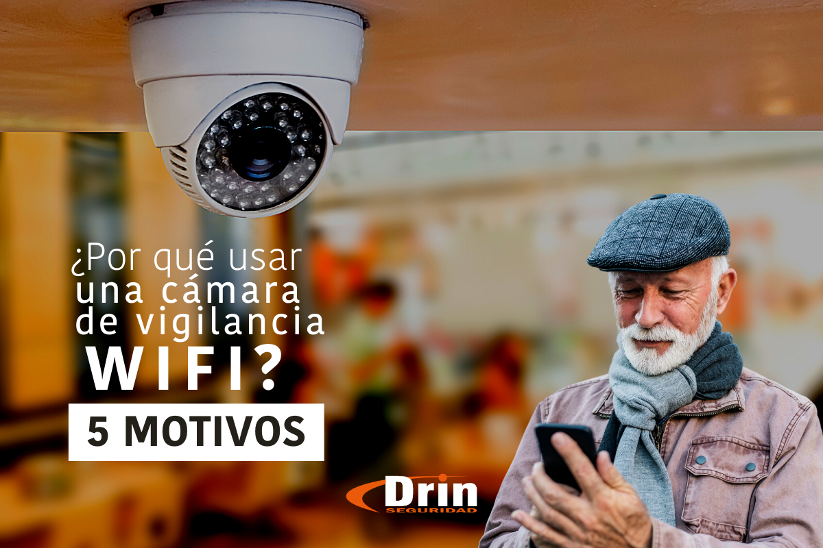camara vigilancia wifi